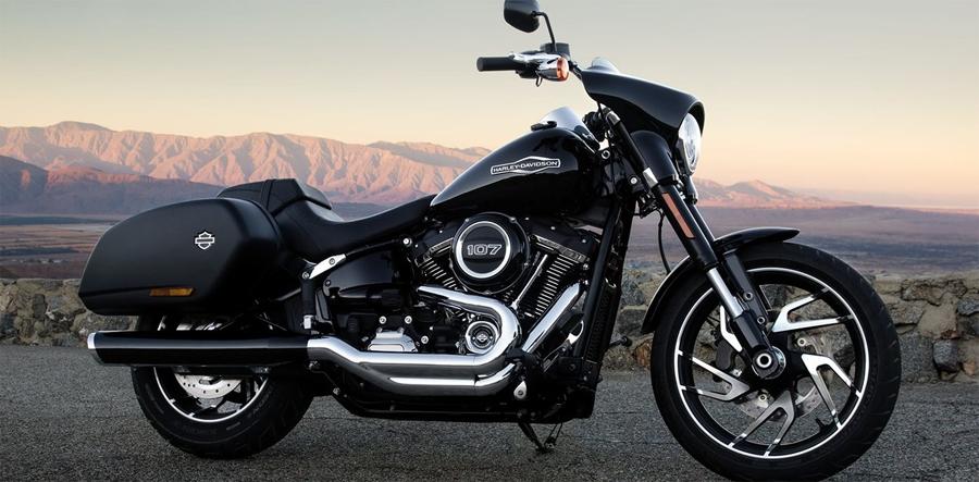 Photo of 2018 SPORT GLIDE® Harley-Davidson