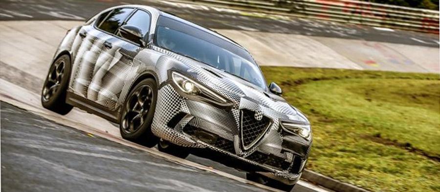 Photo of El primer SUV de Alfa Romeo es el nuevo Rey de Nürburgring