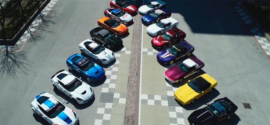 Photo of Colección de autos Corvette Pace recauda casi $ 2 millones de dólares