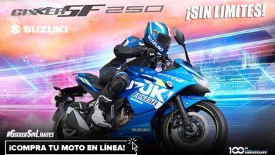 Photo of Llega la nueva GIXXER SF 250 a México
