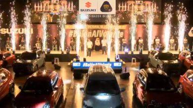 Photo of Suzuki México entrega autos al equipo de Pumas #Balonalvolante