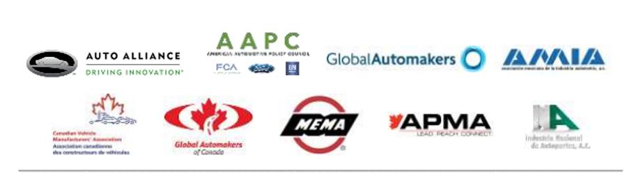 Photo of Las asociaciones automotrices de la región de América del Norte urgen la reanudación de las negociaciones para modernizar el TLCAN