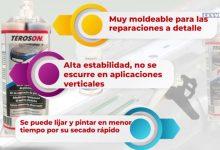 Photo of Reparaciones de fascias en minutos con Teroson MS 9225 SF