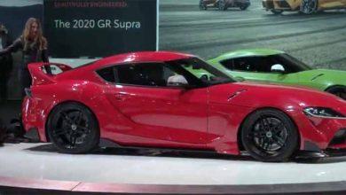Photo of Destaca Toyota el nuevo Supra en el Salón SEMA 2019