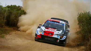 Photo of Toyota Gazoo Racing hace histórico 1-2 en el rally de Italia-Cerdeña