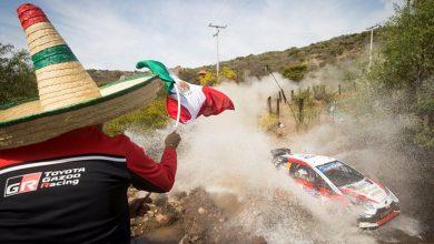 Photo of Comenzó el espectacular Rally Guanajuato México con Evans en segundo sitio