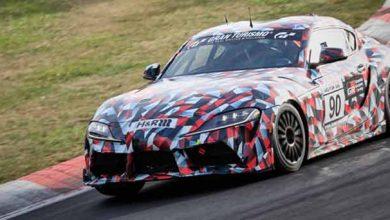 Photo of Primeras imágenes del Toyota Supra Racecar