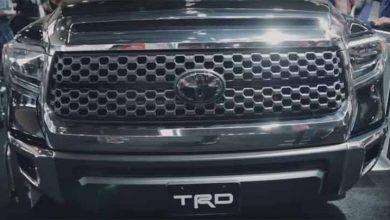 Photo of Toyota presenta el nuevo Tundra Pie Pro en el SEMA Show 2018