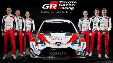 Photo of TOYOTA GAZOO Racing anuncia el inicio de la temporada 2020 del WRC