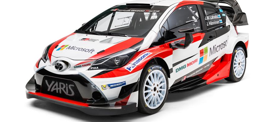 Photo of TOYOTA GAZOO Racing WRC reveló Toyota Yaris WRC y a los pilotos para la temporada 2017