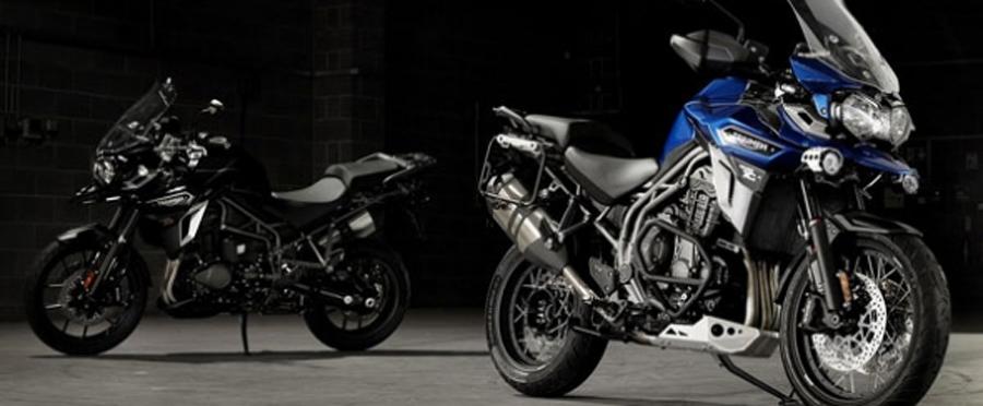 Photo of Triumph sorprende con su nueva gama Explorer.