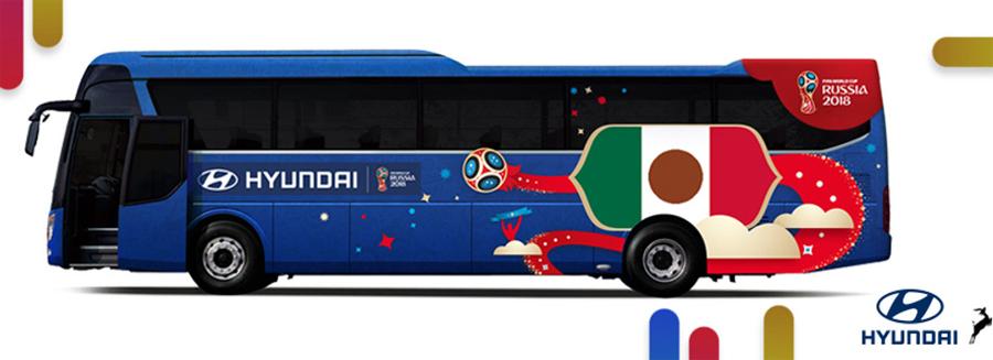 Photo of Listo el eslogan que acompañará a México en su participación en la Copa Mundial de la FIFA ™ de Rusia 2018