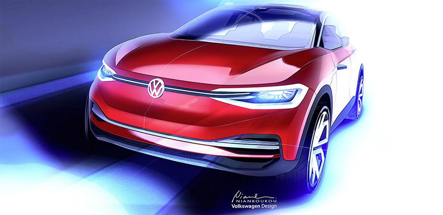 Photo of Volkswagen en el IAA 2017