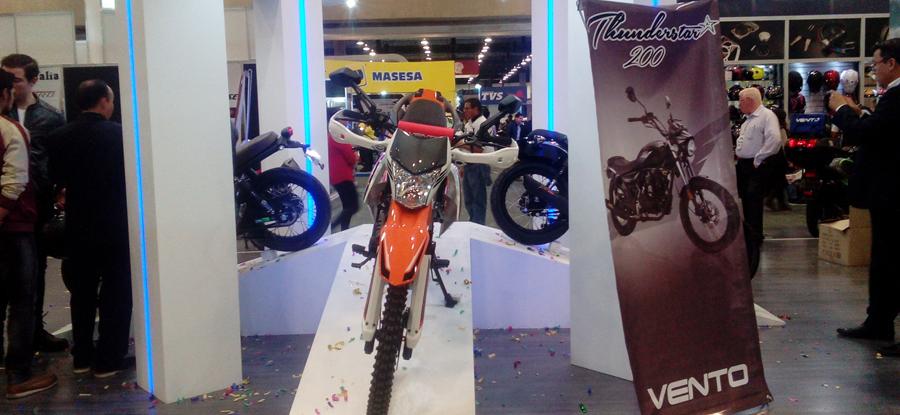Photo of Presentó Vento Motorcycles sus modelos 2018