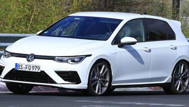 Photo of Un vistazo al Volkswagen Golf R de próxima generación
