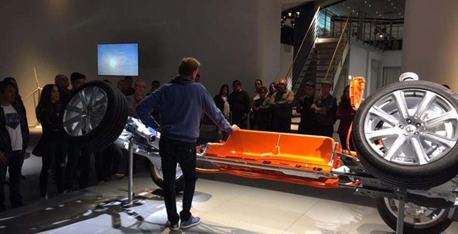 Photo of Experiencia Volvo Preferred