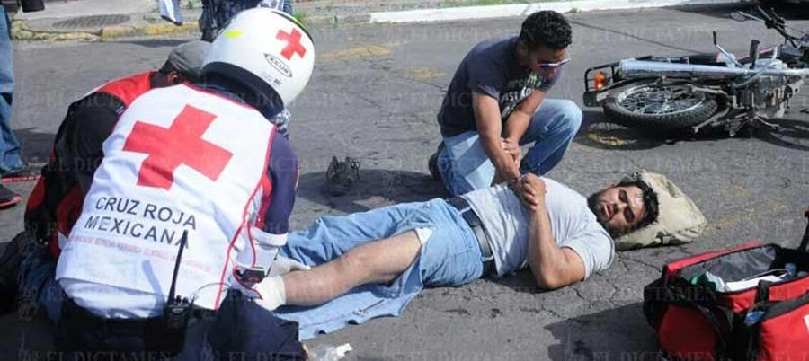 Photo of Suceden más de 43 mil accidentes en  motocicleta cada año en México