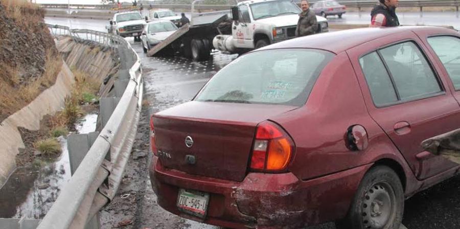 Photo of Podría incrementarse cerca del 35% la incidencia de accidentes vehiculares en época de lluvia