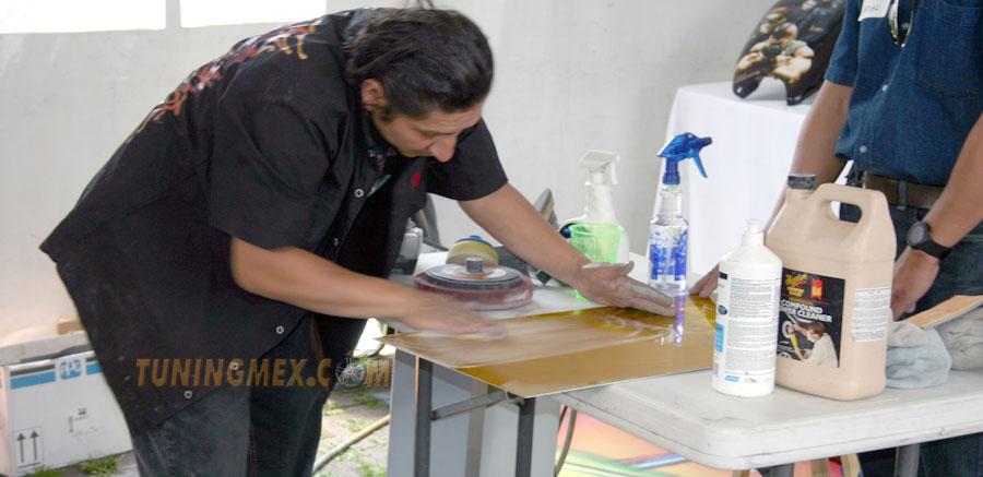 Photo of Realizan el Primer Concurso Nacional de Aerografía