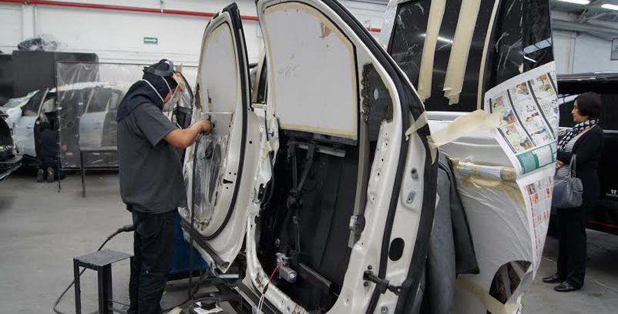 Photo of Realiza AMBA Investigación y desarrollo para conseguir blindajes ligeros