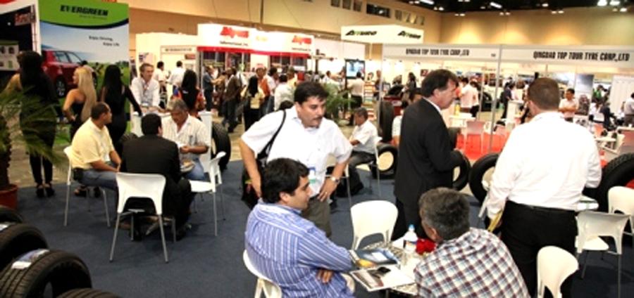 Photo of Aumentan expositores en el  Latín American & Caribbean Tyre Expo 2013