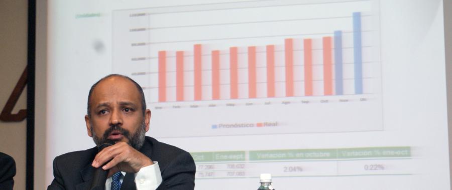 Photo of Crecen 2.2% las ventas internas de vehículos en octubre 2011