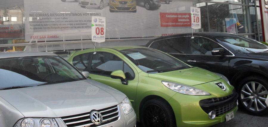Photo of Preocupa  a la AMIA el aumento del  ingreso de autos usados a México