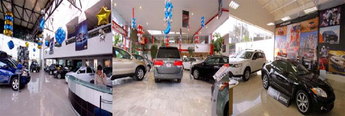 Photo of Siguen bajas las ventas de la Industria Automotriz Mexicana
