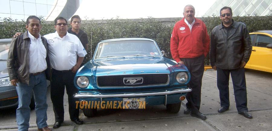 Photo of Club de los amigos del Mustang de la ciudad de Toluca
