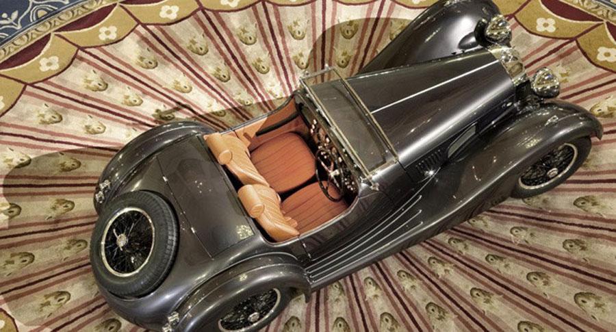 Photo of Presenta Atalanta Motors su primer coche después de 73 años