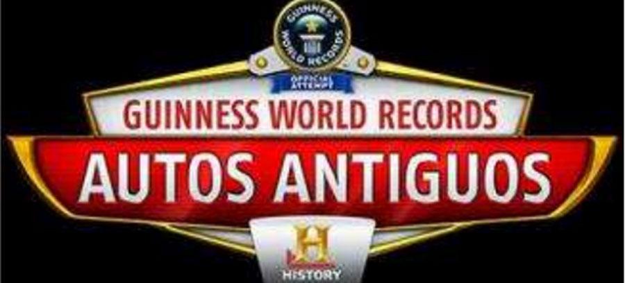 Photo of Record Mundial Guinness de AUTOS ANTIGUOS en MOVIMIENTO 2014, en México