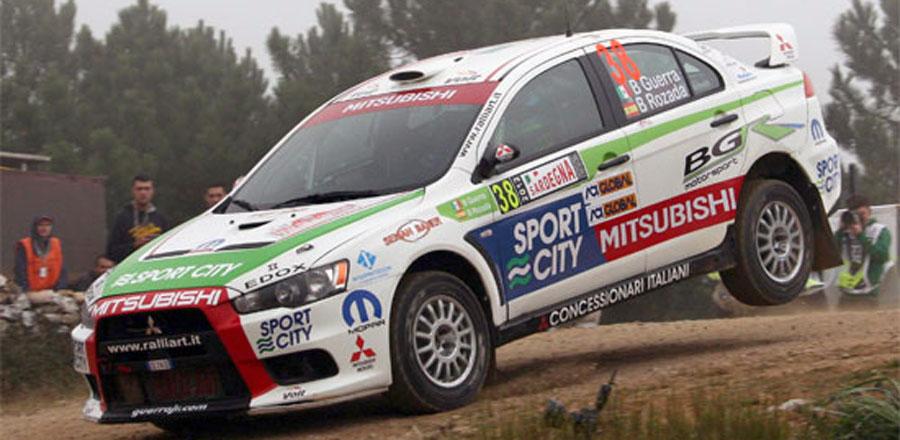 Photo of Benito Guerra, campeón mundial mexicano de rally, busca nuevamente la corona en España