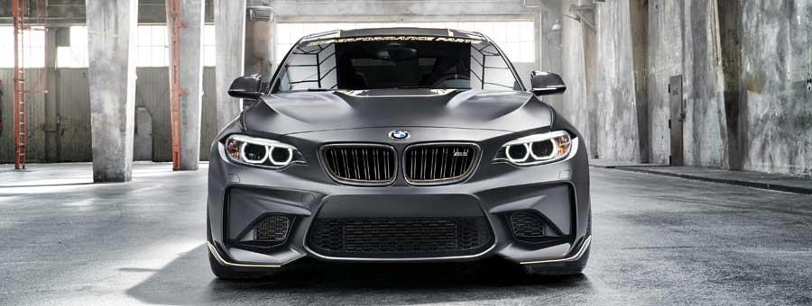 Photo of Estreno mundial BMW M Performance Parts Concept