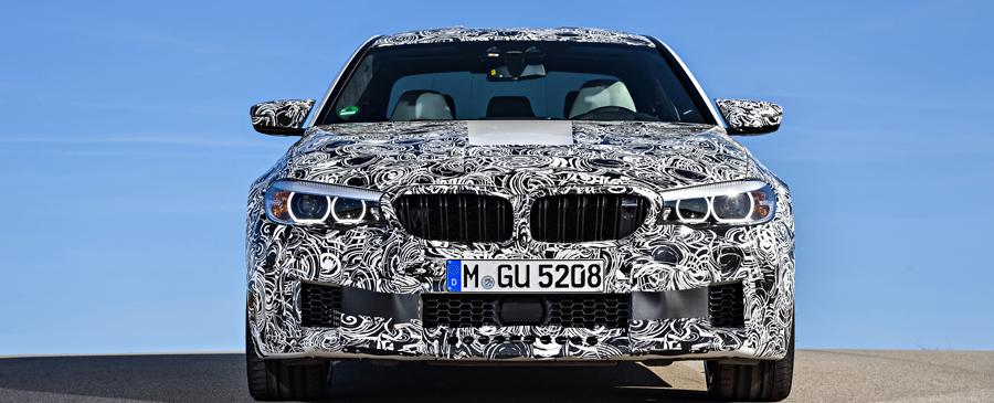 Photo of El nuevo BMW M5 con M xDrive