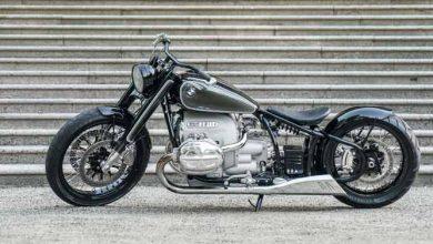 Photo of El BMW Motorrad Concept R18