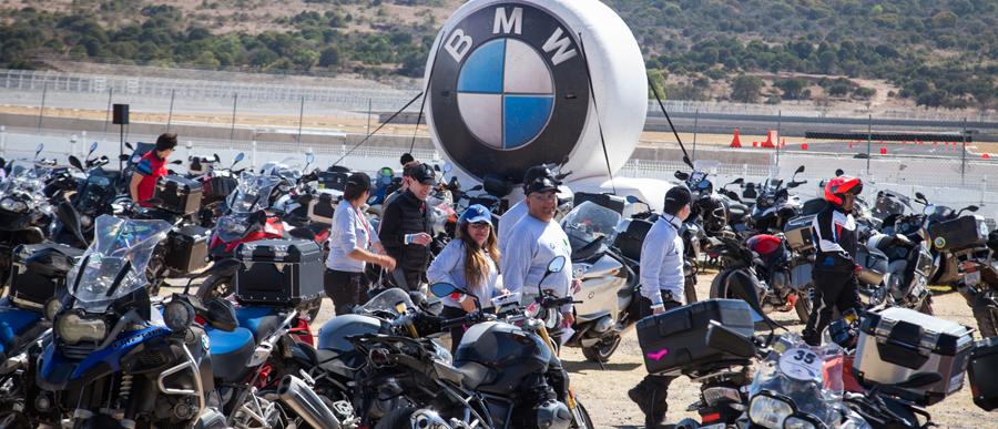 Photo of Llegó BMW Motorrad Days a México para quedarse