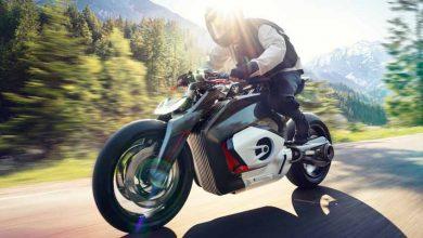 Photo of El BMW Motorrad Vision DC Roadster