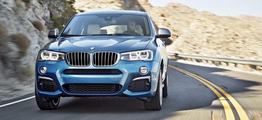 Photo of El nuevo BMW X4 M40iA ya está en México