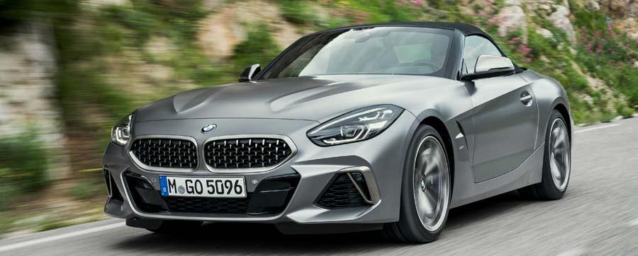 Photo of Nuevo BMW Z4
