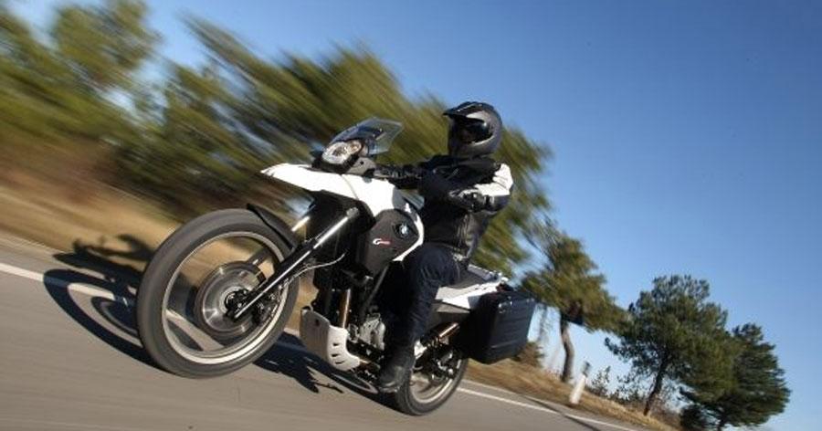 Photo of BMW Motorrad marca camino en el Salón Internacional de la Motocicleta México 2013