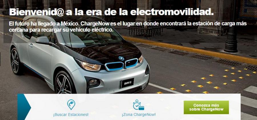 Photo of Ya está disponible en México el sitio web ChargeNow.mx