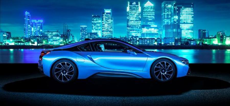 Photo of El BMW i8 gana el Auto del Año de acuerdo a Top Gear