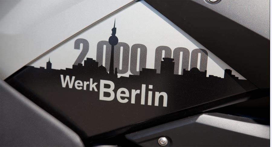 Photo of BMW Motorrad celebró la producción de su motocicleta número 2 millones