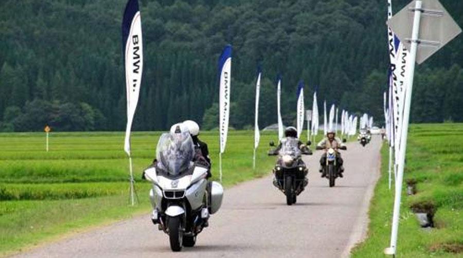 Photo of Celebra BMW Motorrad su décimo aniversario en Japón