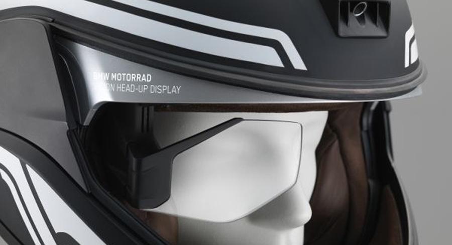 Photo of Presentará BMW Motorrad los conceptos de luz láser para motocicleta y casco con Head-Up Display