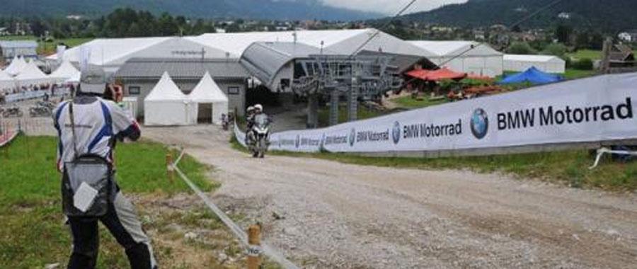 Photo of Inicia el BMW Motorrad Days Garmisch 2014