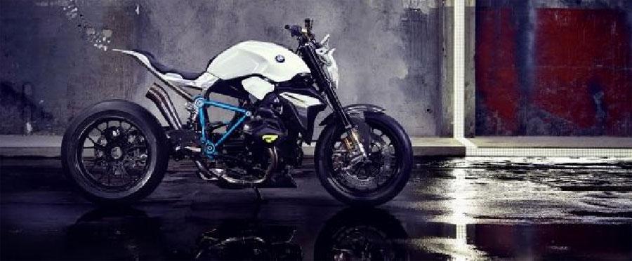 Photo of La BMW Concept: toda una revolución para las motocicletas estilo roadster