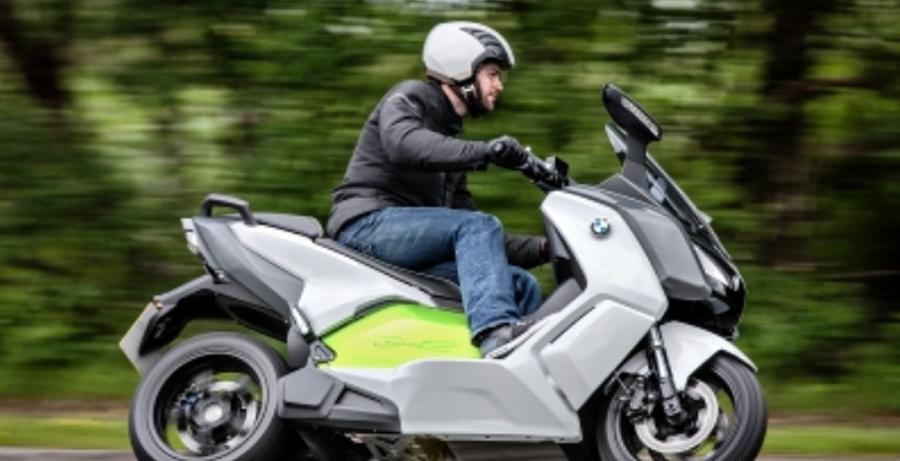Photo of Nuevo BMW C evolution