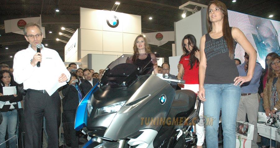Photo of BMW Motorrad presenta por primera vez en México una moto concepto