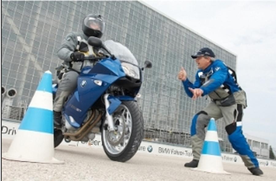 Photo of «Seguridad de 360°», de BMW Motorrad